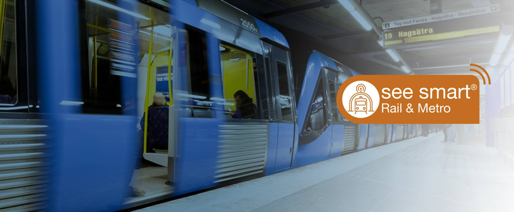 See smart rail & metro- cost-effective radio coverage solutions for railway tunnels and metro