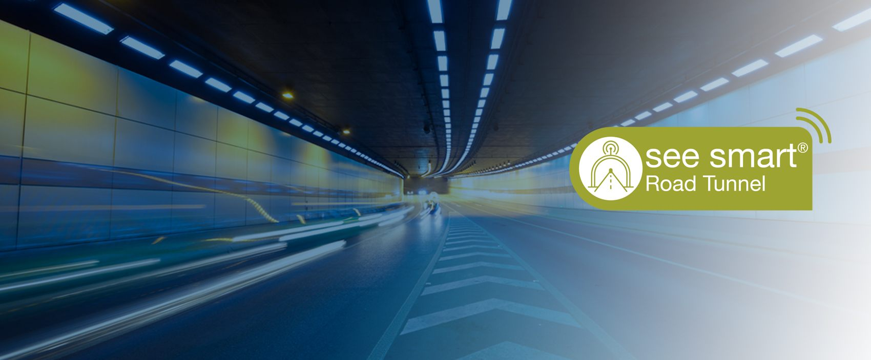 see smart Road Tunnel is an innovative approach of bringing reliable radio coverage to road tunnels