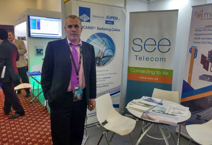 ANDINATRAFFIC 2017 | Success For SEE Telecom