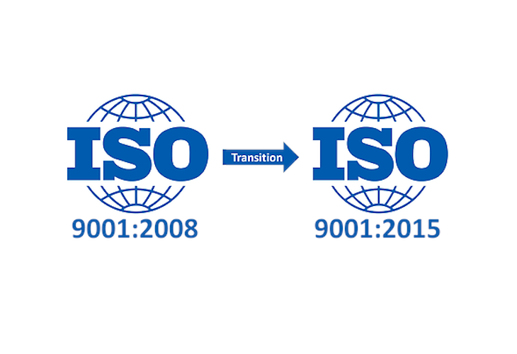 Transition From ISO9001:2008 To ISO9001:2015