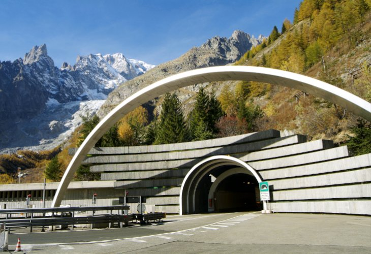 Mont-Blanc Tunnel's Radio Coverage Renewal Awarded To SEE TELECOM